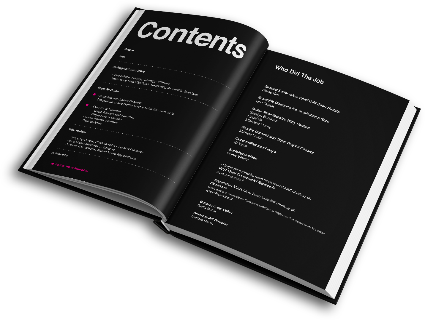 Book Contents full